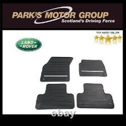 Range Rover Evoque En Caoutchouc Véritable Tapis De Sol Set Lr045096