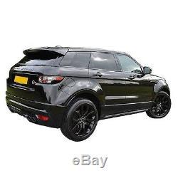 Range Rover Evoque Pleine Avant Et Arrière Svr Body Kit Pare-chocs De Style Ensemble De Conversion