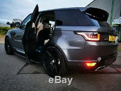 Range Rover Evoque / Velar / Sport / Vogue Écrans De Divertissement Arrière