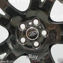 Range Rover L322 Véritable / Sport 19inch Noir Roues En Alliage Et De Boue T Pneus X4