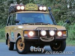 Range Rover Land Rover 1975