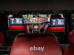 Range Rover Land Rover Arrière 12.5 Écrans Tactiles Entertainment Équipé