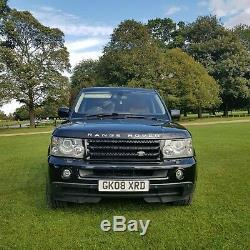 Range Rover Land Rover Sport Hse 2008 2.7 Tdv6 Diesel Auto