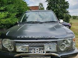 Range Rover Ramasser
