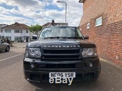 Range Rover Sport 2.7 Low Miles Fsh Tdv6 Hse Bodykit Land Rover 22 Roues En Alliage