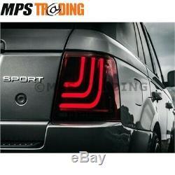 Range Rover Sport 2005-2009 / 2010-2013 Glohh Tail Gl3 Dynamic Lumières Paire-ba9745