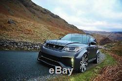 Range Rover Sport 2013 À 2019 L494 Barugzai Cabaro Wide Body Kit Nouveau Arche