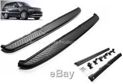 Range Rover Sport 5-13 Tous Marchepieds Side Steps Noir Furtif Ltd Edition