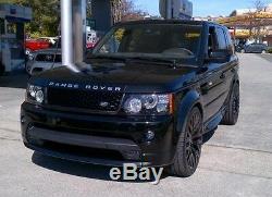 Range Rover Sport Autobiography 05-09 Édition Tous Calandre Black Side Vents