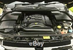 Range Rover Sport Black 2.7tdv6 86k Miles Autobiography Upgrade Inc. 22 Alliages