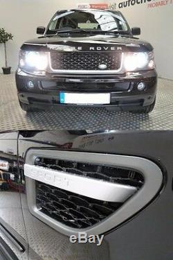 Range Rover Sport Grille Avant Mise À Niveau Autobiographie Style Kit Et Ventilations (2005-09)