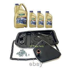 Range Rover Sport L322 Zf 6hp26 Auto Gearbox Metal Sump Filter & Ravenol Oil Kit