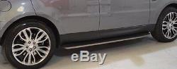 Range Rover Sport L494 2013 Plaque D'assemblage / Marchepieds Latéraux Oem Style