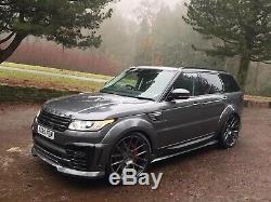 Range Rover Sport Large Body Kit L494 Marque Nouveau Design Impressionnant