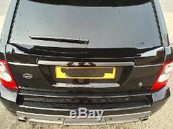 Range Rover Sport MID Level Spoiler 2005-2012 Arrière Bespoke Design Painted