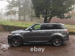 Range Rover Sport Pas Svr L494 Bodykit Par Xclusive Nouveau Design