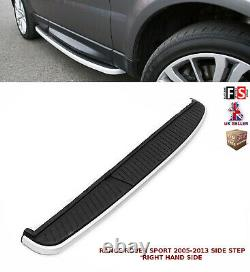 Range Rover Sport Side Steps Running Board Oem Style 100% Fit 05-13 Modèles À Droite