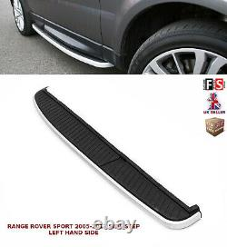 Range Rover Sport Side Steps Running Boards Oem Style 100% Fit 05-13 Modèles À Gauche