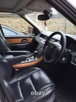 Range Rover Sport Tdv8 Hse Prototype De Land Rover