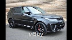 Range Rover Sport Véritable Vogue Discovery Svr L495 L405 Jantes En Alliage Pneus