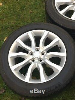 Range Rover Sport Vogue Découverte Vw Transporter T5 T6 Amarok Roues En Alliage