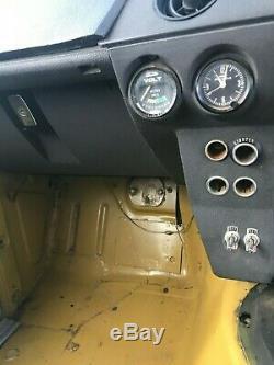 Range Rover Suffix A 5/72 Rare 6 Roues Motrices, Anti-rouille Et En Marche