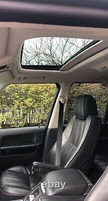 Range Rover Vogue 2011 4.4tdv8 L322 Facelift Land Rover