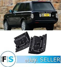 Range Rover Vogue L322 Tinte Légère De Queue Sous Conduite Arrière Drl Black Edition 10-12