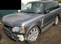 Range Rover Vogue L322 Wrecking Tdv6 3.6 Tdv8 Pièces Moteur Transmission Tailgate