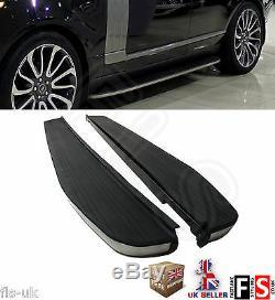 Range Rover Vogue L405 2013 Jusqu'à 100% De Marchepieds De Style Coupe Ajustée