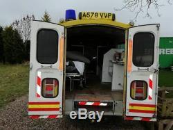 Rare Range Ambulance Classique 3.5 V8 Manuel 36k Grange Trouver Aucune Réserve