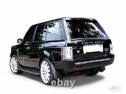Rb015 Étapes Latérales Land Rover Range Rover Vogue L322 Oem Style Running Boards