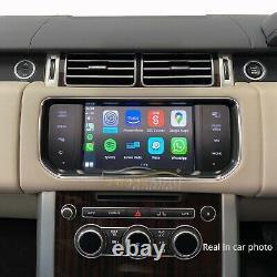 Sans Fil Apple Carplay Android Auto Land Rover Range Rover L405 L494 Rr Sport
