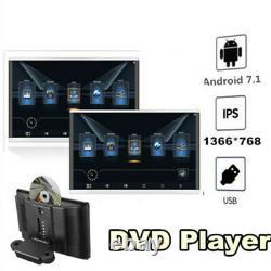 Siège De Voiture Moniteur Écran Wifi Bluetooth Android Entertainment Lecteur DVD