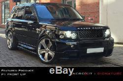 Spoiler De Lèvre Avant Pare-chocs Aerokit P1 Bodykit Pour Range Rover Sport 2005-2009