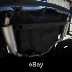 Système Inoxydable Cat Retour D'échappement Pour La Terre Range Rover Mk2 P38 V8 4,0 4,6 2,5 Td