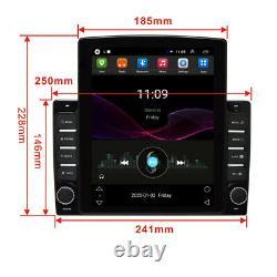 Tableau De Bord De Voiture Radio Stereo Lecteur Gps Navigat Android 8.1 10.1 Pouces + Caméra Arrière