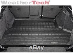 Tapis De Coffre Weathertech Cargo Liner Pour Land Rover Range Rover 2003-2012, Noir