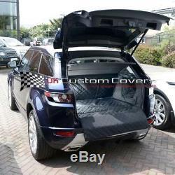 Tapis De Doublure De Coffre Imperméable Sur Mesure Range Rover Evoque 2011-2019 219