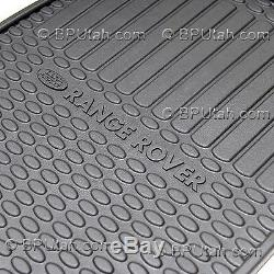 Tapis De Sol En Caoutchouc Range Rover P38a Oem Oem Véritable Usine = Ensemble De 4 = 19952002
