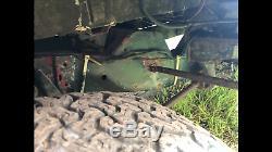 Terre Rover Defender Sur 100 Pouces 2 Portes Range Rover Châssis