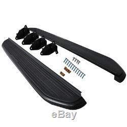 Tous Les Black Side Step Furtif Range Rover Evoque Dynamic 2011-18 Marchepieds