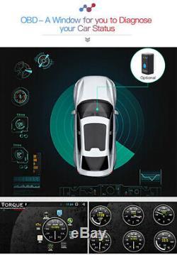 Universal 1 Din 7 1080p Car Stereo Radio Gps Wifi 3g 4g Bt Dab Mirror Lien Obd