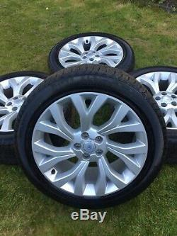 Usine 21 Land Rover Range Rover Vogue Sport Découverte Jantes En Alliage Pneus