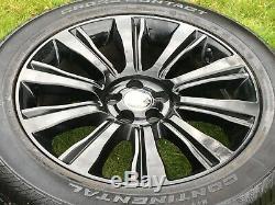 Véritable 19 Land Rover Range Rover Evoque Velar Discovery Sport Jantes En Alliage