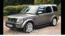 Véritable 20 Land Rover Discovery 4 Roues En Alliage Avec Des Pneus Landmark Hse