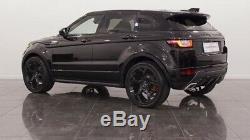 Véritable Overfinch 22 Land Rover Range Rover Evoque Velar Discovery Jantes En Alliage