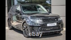 Véritables 22 Range Rover Vogue Sport Découverte Svr L495 L405 Jantes En Alliage Pneus