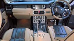 Vogue Suralimenté Land Rover Range Rover 4.2 V8 Sc