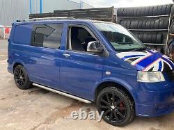 Vw Transporteur Vw Rover 4 X 20 De Gamme T6 T5 T32 Pneumatiques Pour Roues En Alliage